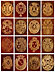 Detailabbildung: † Eine bedeutende Sammlung Bücher mit den vergoldeten Wappen herausragender Persönlichkeiten des 18. Jahrhunderts