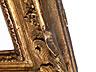 Detail images:  Vergoldeter Bilderrahmen im Stil des Rokoko