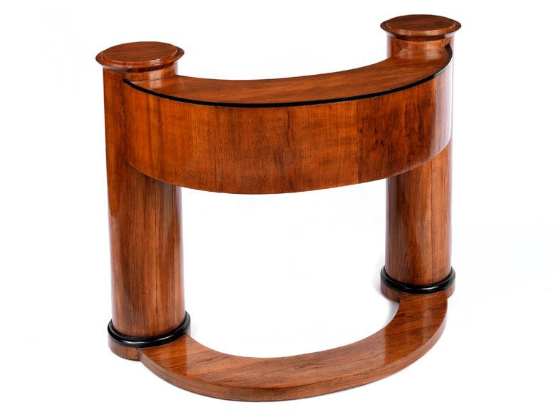 biedermeier schreibtisch im stil von danhauser hampel. Black Bedroom Furniture Sets. Home Design Ideas