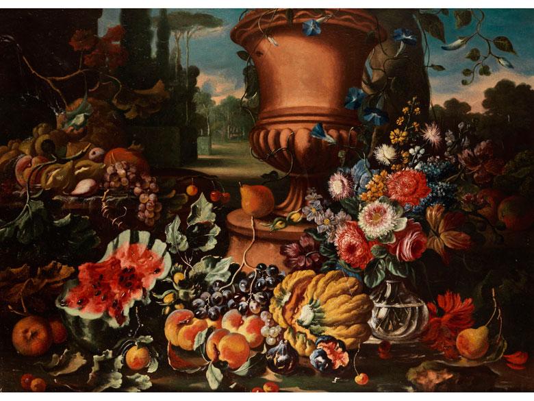Giovanni Paolo Castelli, 1659 Spadino – 1730 Rom, Stilnachfolge des