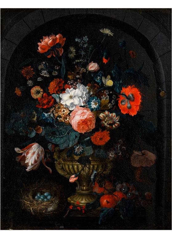Jan van Huysum, 1682 Amsterdam – 1749 Amsterdam, zug.