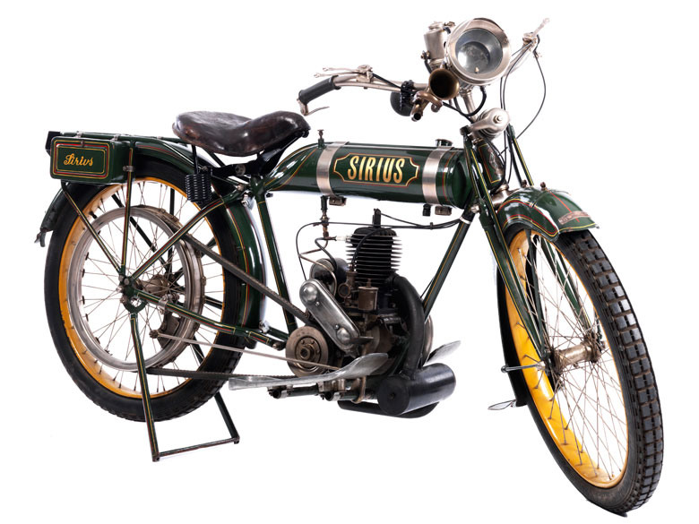 seltenes oldtimer motorrad sirius 1920 der triumphwerke n rnberg hampel fine art auctions. Black Bedroom Furniture Sets. Home Design Ideas