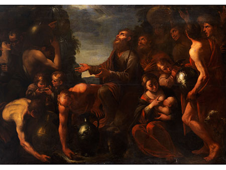 Lombardischer Maler der zweiten Hälfte des 17. Jahrhunderts