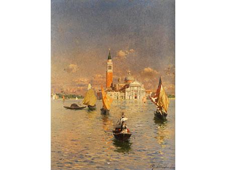 Rubens Santoro, 1859 Mongrassano – 1942 Neapel