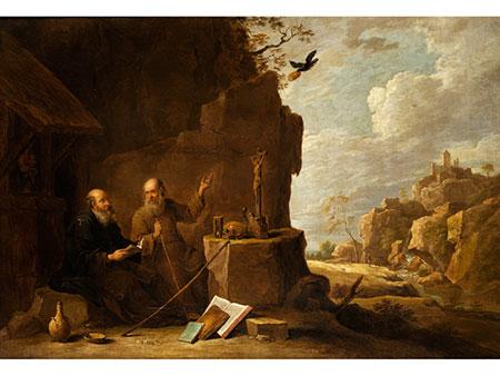 David Teniers II, 1610 – 1690