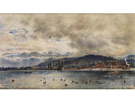 Rudolf von Alt, 1812 – 1905 Wien