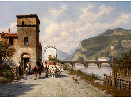 Jacques François Carabain,1834 Amsterdam – 1933 Schaerbeek