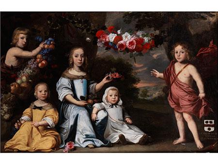 Jan Roos (bekannt als Giovanni Rosa),  1591 - 1638, zug.