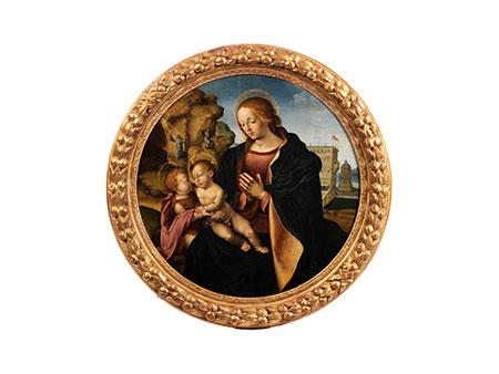 Girolamo del Pacchia, 1477 Siena – um 1535, zug.