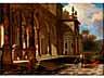 Detail images: Jacob Peeters 1675 Antwerpen - 1721 sowie Hendrik van Minderhout, 1632 Rotterdam - 1696 Antwerpen
