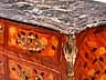 "Detail images: Louis XV-Kommode, gestempelt ""Jean Popsel"""