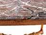 Detail images: Prächtige Régence-Konsole