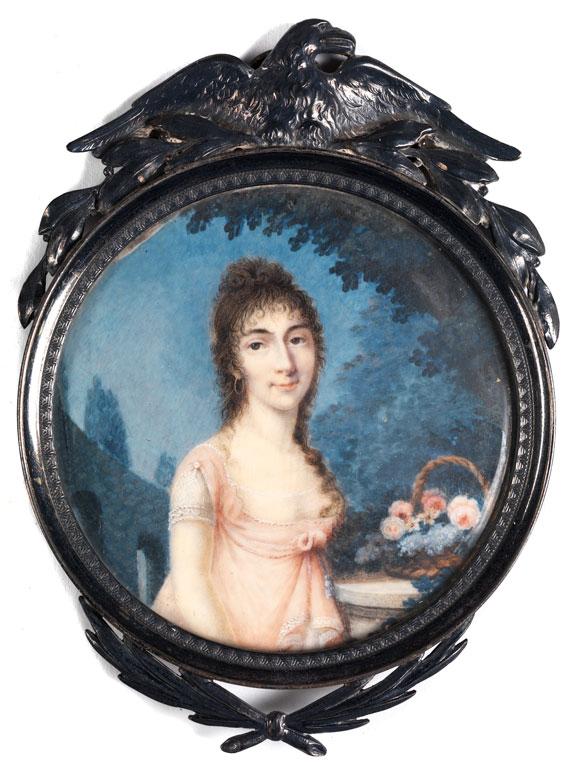 Louis Cochon, Maler in Paris, 1762 aufgenommen in die Academie de Saint- Luc