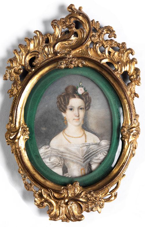 Weckenfeld, um 1800