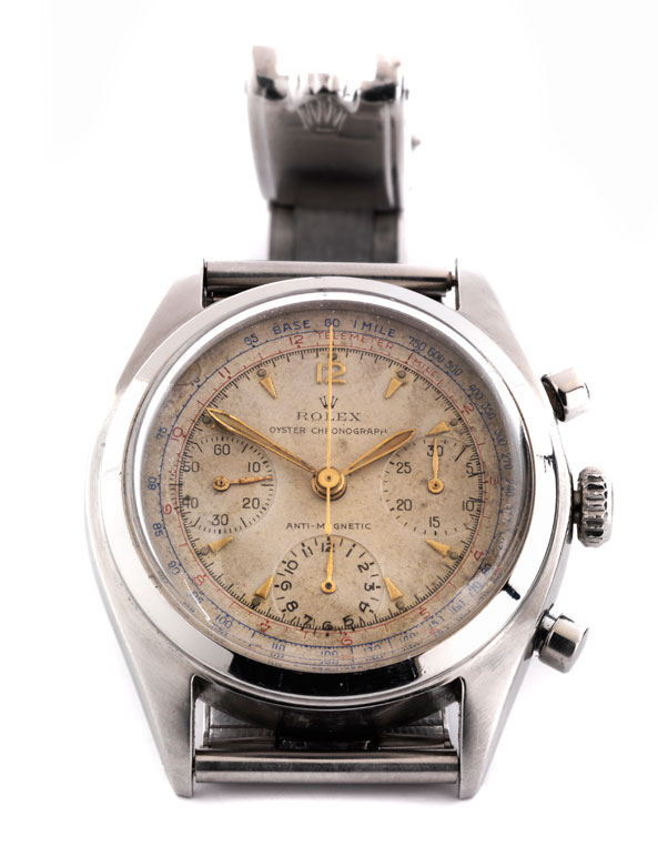ROLEX Vintage Chronograph Referenz 6034