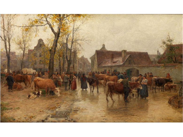Karl Stuhlmüller, 1859 München – 1930 Etzenhausen