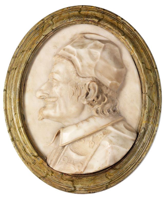 Italienischer Bildhauer des ausgehenden 17. Jahrhunderts