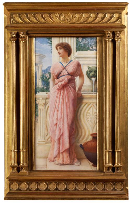 Henry Ryland, 1856 Biggleswade - 1924 London