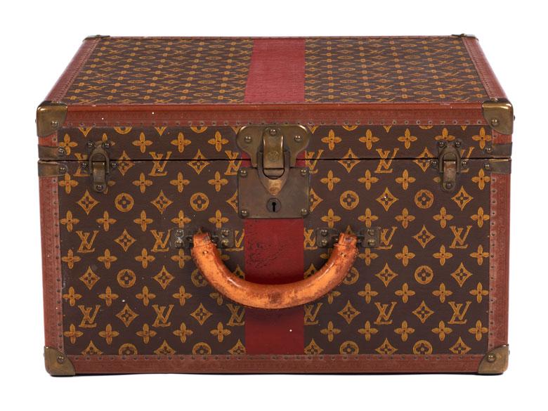 † Louis Vuitton Koffer Braken