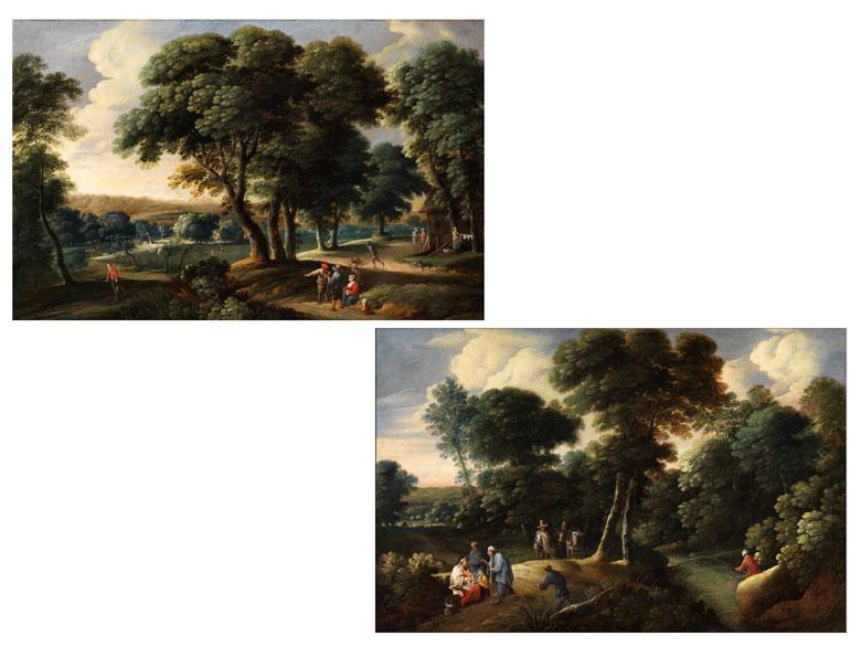 Lukas Achtschellinck, 1629 Brüssel - 1699, zug.