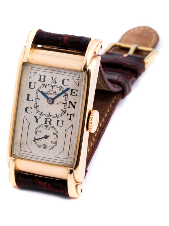 ROLEX Eaton Prince in Rotgold