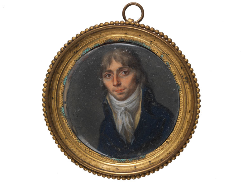 Jean Henri Cless, Maler des 18. Jahrhunderts