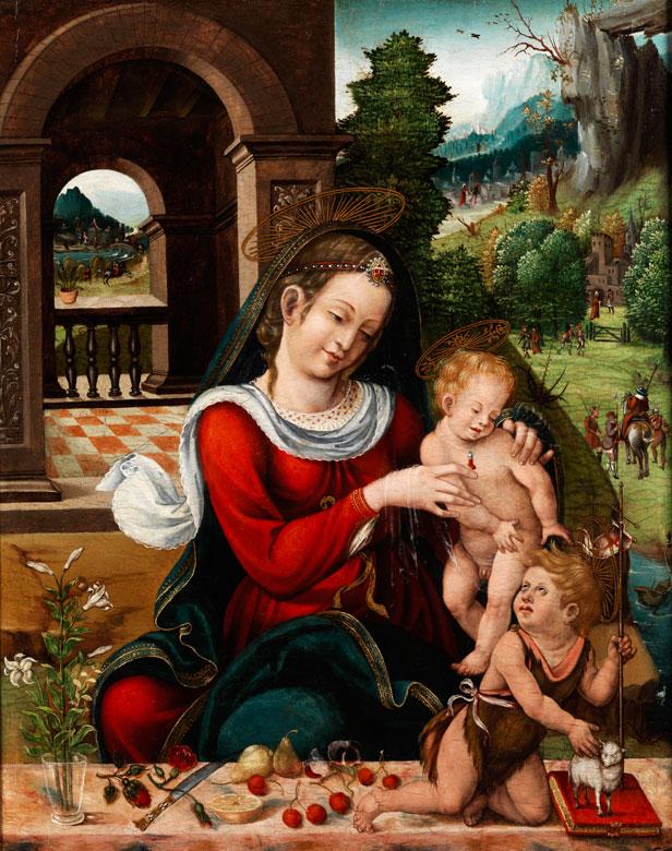 Jörg Breu, um 1475/ 80 Augsburg – 1537 ebenda