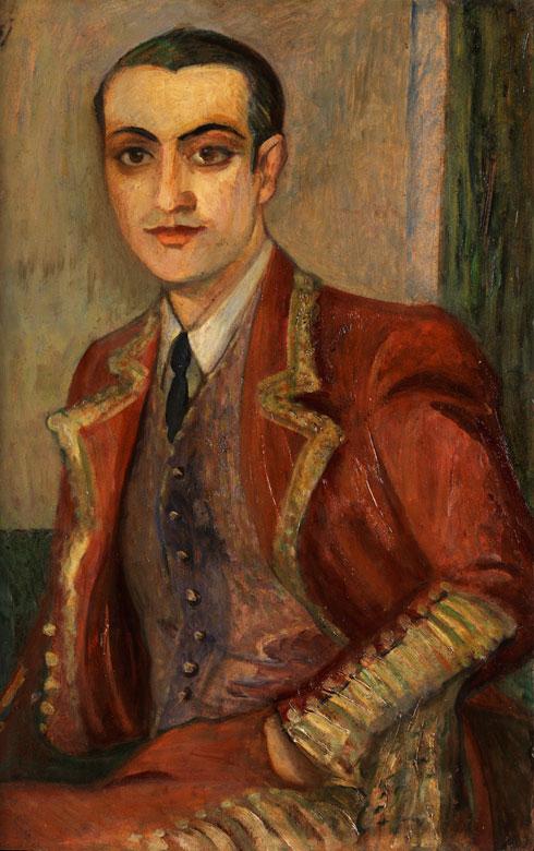 Erma Bossi (d.i. Erminia Bosich), 1875 Pola, Österreich-Ungarn - 1952 Cesano Boscone
