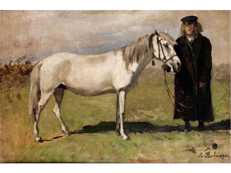 Gregor von Bochmann, 1850 Gut Nesat – 1930 Hösel