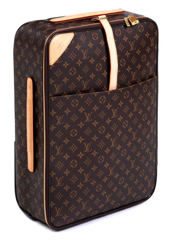 Louis Vuitton Reisekoffer Pégase 55