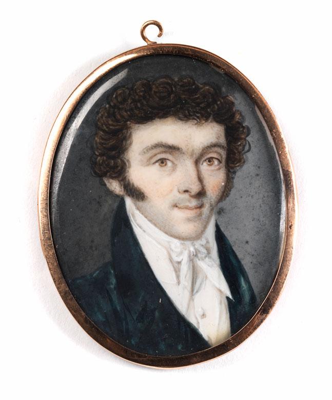 Miniaturist des frühen 19. Jahrhunderts