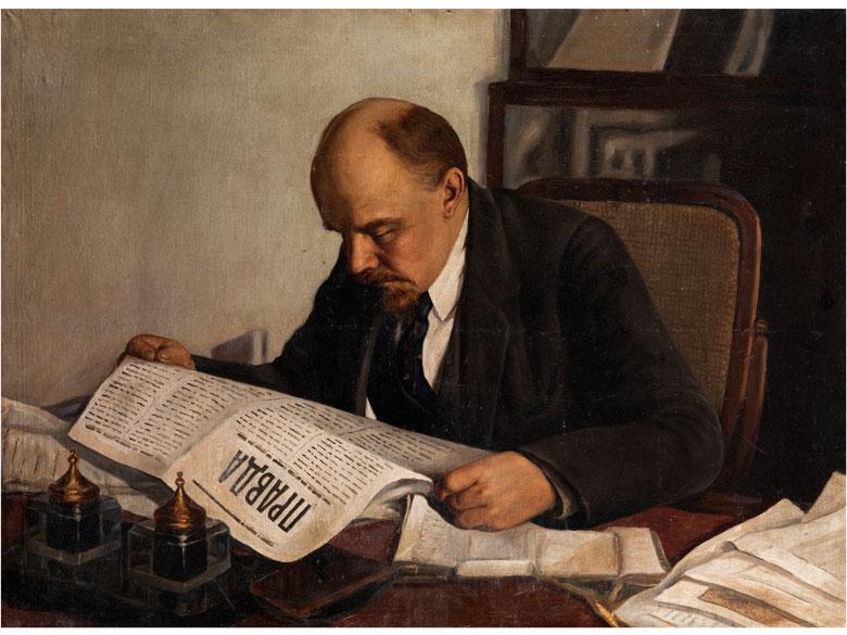 Russischer Künstler des 20. Jahrhunderts