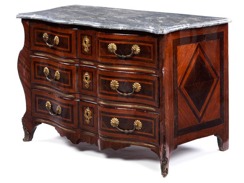 Barock kommode hampel fine art auctions for Kommode asia style