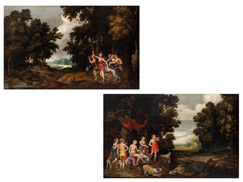 Flämischer Meister aus dem Kreis des Jan Brueghel d. J.