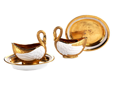 Paar Sèvrestassen