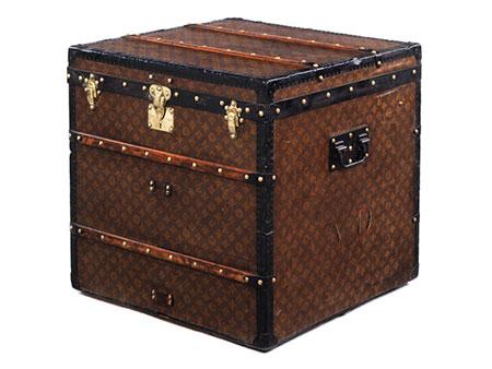 Louis Vuitton Cube Steamer