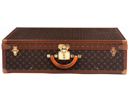 † Louis Vuitton Koffer Alzer 80