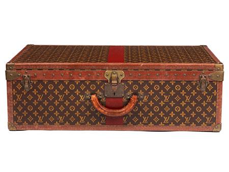 † Louis Vuitton Koffer Alzer 80 Anglais