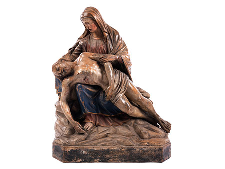 T. Picciole, italienischer Bildhauer des 19. Jahrhunderts