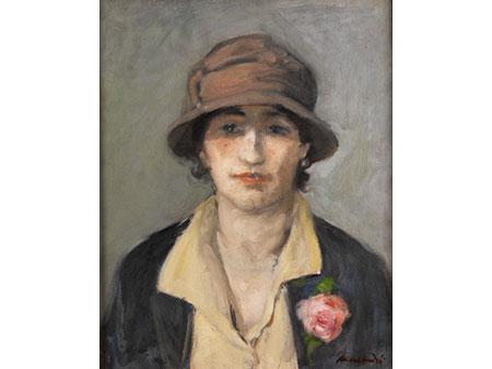 Albert André, 1869 - 1954