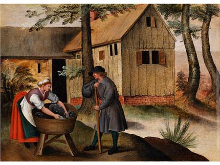 Pieter Brueghel d. J., 1564 Brüssel – 1638 Antwerpen
