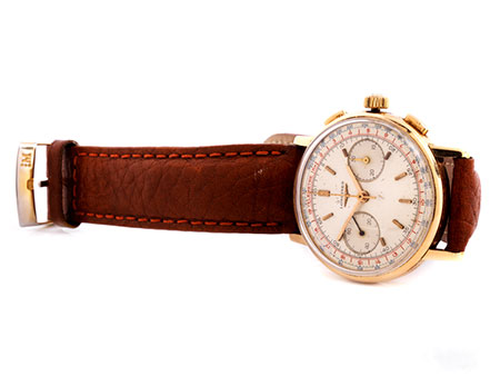 LONGINES Chronograph in Rotgold