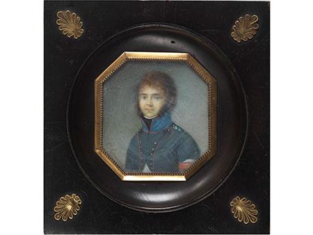 C. Giannini, italienischer Maler des 19. Jahrhunderts