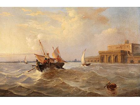 Giovanni Grubacs, 1830 Venedig - 1919 Pola, zug.