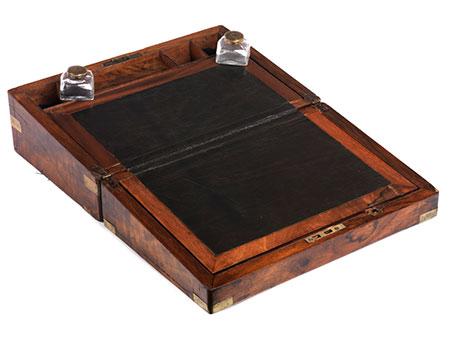 Klassizistische Schreibschatulle