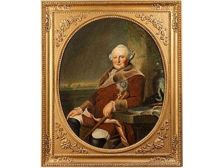 Johann Georg Ziesenis, 1716 Kopenhagen – 1776 Hannover, nach