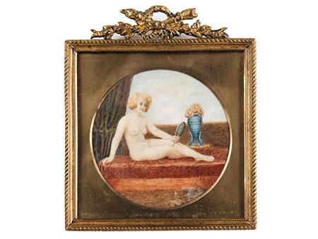 Ungarischer Miniaturist des 19. Jahrhunderts