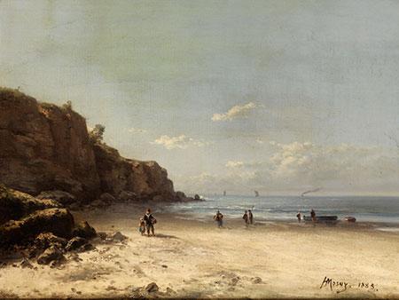 Henry Mosny, Maler des 19. Jahrhunderts