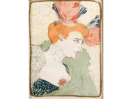 † Henri de Toulouse-Lautrec, Henri de 1964 Albi - 1901 Schloss Malromé