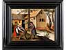 Detailabbildung: Pieter Brueghel d. J., 1564 Brüssel – 1638 Antwerpen